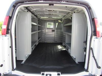 2019 Express 2500 4x2, Adrian Steel Commercial Shelving Upfitted Cargo Van #T1811 - photo 2