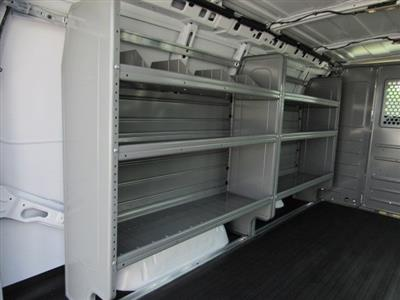 2019 Express 2500 4x2, Adrian Steel Commercial Shelving Upfitted Cargo Van #T1811 - photo 18