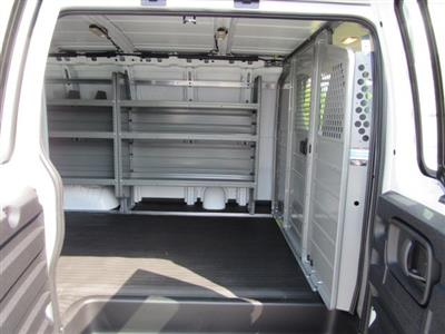 2019 Express 2500 4x2, Adrian Steel Commercial Shelving Upfitted Cargo Van #T1811 - photo 20