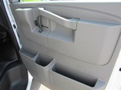 2019 Express 2500 4x2, Adrian Steel Commercial Shelving Upfitted Cargo Van #T1811 - photo 22