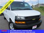 2019 Express 2500 4x2, Adrian Steel Commercial Shelving Upfitted Cargo Van #T1811 - photo 1
