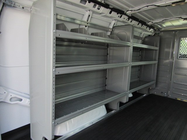 2019 Express 2500 4x2, Adrian Steel Commercial Shelving Upfitted Cargo Van #T1863 - photo 18