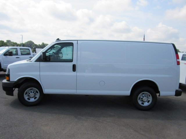 2019 Express 2500 4x2, Adrian Steel Commercial Shelving Upfitted Cargo Van #T1863 - photo 5