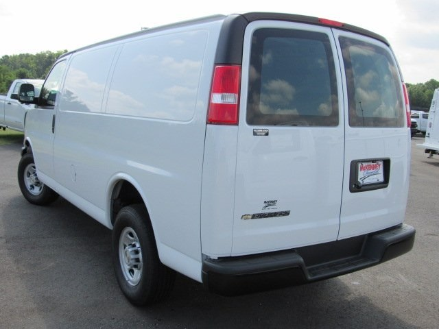 2019 Express 2500 4x2, Adrian Steel Commercial Shelving Upfitted Cargo Van #T1863 - photo 7
