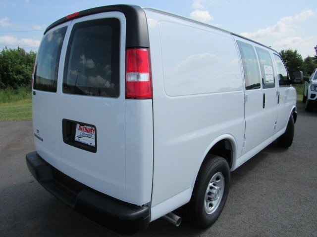 2019 Express 2500 4x2, Adrian Steel Commercial Shelving Upfitted Cargo Van #T1863 - photo 9
