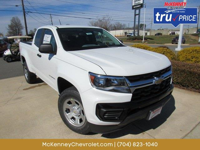 2021 Chevrolet Colorado Extended Cab 4x2, Pickup #T3238 - photo 1
