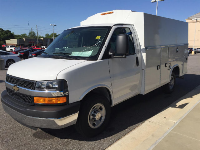 2016 Express 3500, Service Utility Van #56194 - photo 4