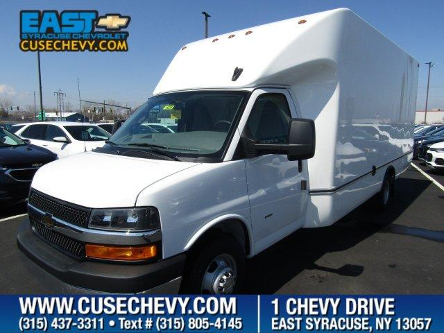 East Syracuse Chevrolet >> New 2019 Chevrolet Express 3500 Cutaway Van For Sale In East