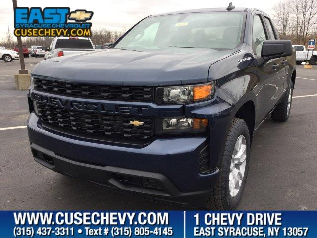 East Syracuse Chevrolet >> 2020 Silverado 1500 Double Cab 4x4 Pickup Stock 16270