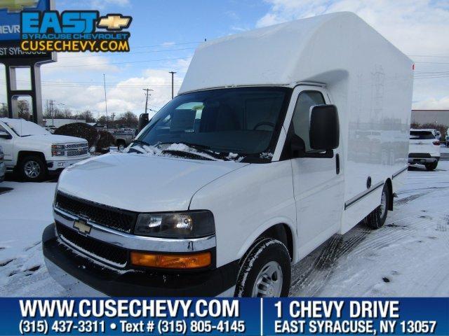 2019 Chevrolet Express 3500 4x2, Unicell Cutaway Van #16411 - photo 1