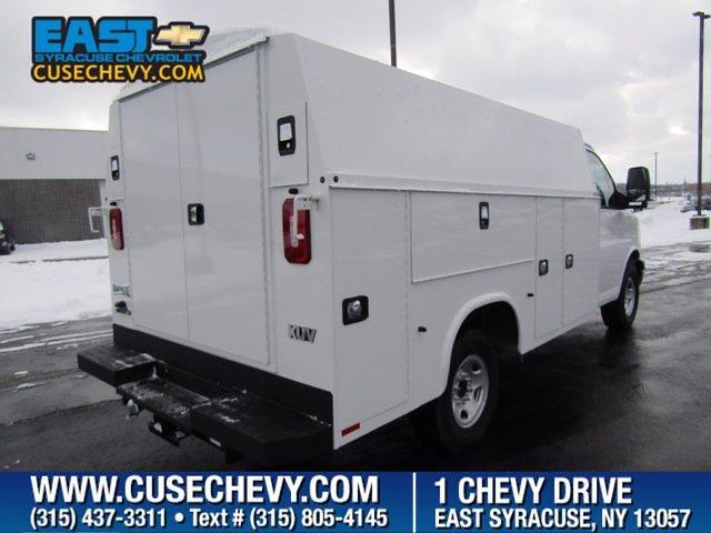 2021 Chevrolet Express 3500 4x2, Service Utility Van #17782 - photo 1