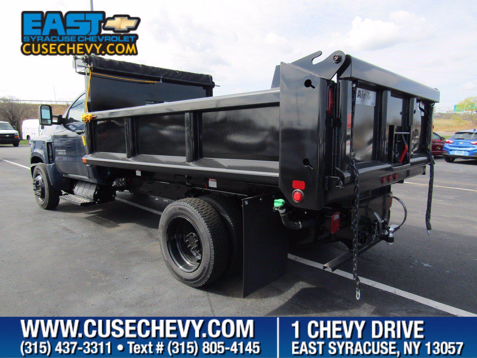 2021 Chevrolet Silverado 4500 Regular Cab DRW 4x2, Cab Chassis #17904 - photo 1