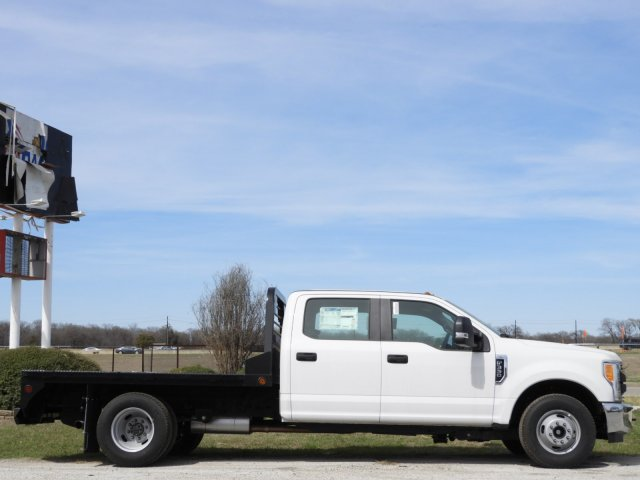 2017 F-350 Crew Cab DRW 4x2,  Norstar Platform Body #HEC91531 - photo 5