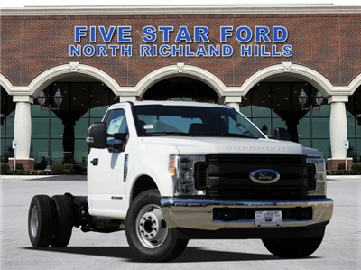 2017 F-350 Regular Cab DRW, Cab Chassis #HED80668 - photo 1
