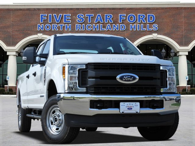 2017 F-250 Crew Cab 4x4 Pickup #HEE34863 - photo 1