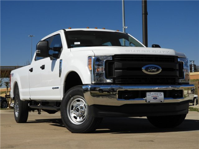 2017 F-350 Crew Cab 4x4 Pickup #HEE86701 - photo 1