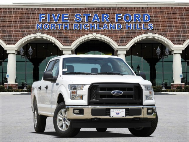 2017 F-150 SuperCrew Cab 4x4, Pickup #HKD55430 - photo 1