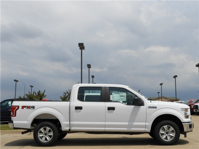 2017 F-150 SuperCrew Cab 4x4, Pickup #HKD55430 - photo 4