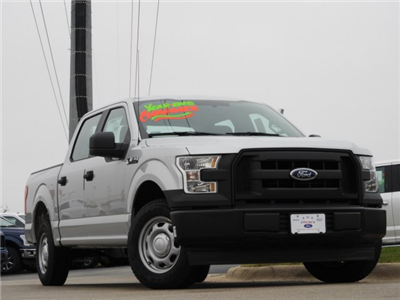 2017 F-150 SuperCrew Cab, Pickup #HKD97248 - photo 3
