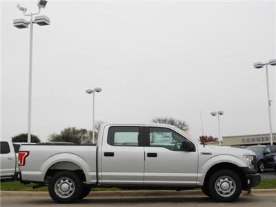 2017 F-150 SuperCrew Cab, Pickup #HKD97248 - photo 5