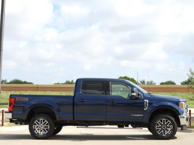 2018 F-250 Crew Cab 4x4,  Pickup #JEB58349 - photo 5