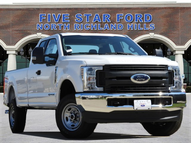 2018 F-250 Super Cab 4x4,  Pickup #JEC25497 - photo 1