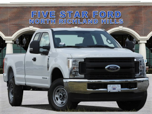 2018 F-250 Super Cab 4x4,  Pickup #JEC25500 - photo 1