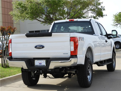 2018 F-350 Super Cab 4x4,  Pickup #JEC25509 - photo 2