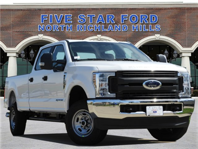 2018 F-250 Crew Cab 4x4,  Pickup #JEC55499 - photo 1