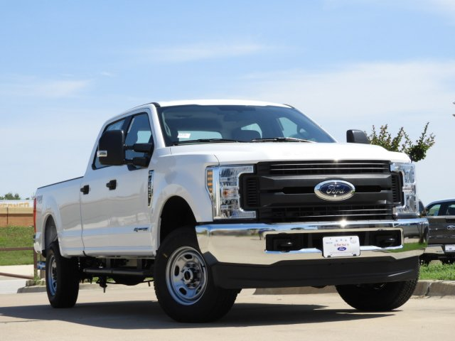 2018 F-250 Crew Cab 4x4,  Pickup #JEC55501 - photo 3