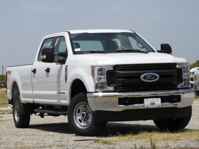 2018 F-250 Crew Cab 4x4,  Pickup #JEC55511 - photo 4