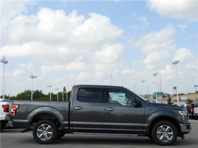 2018 F-150 Crew Cab Pickup #JFA16175 - photo 4
