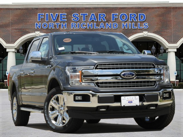 2018 F-150 SuperCrew Cab 4x4,  Pickup #JFC53779 - photo 1