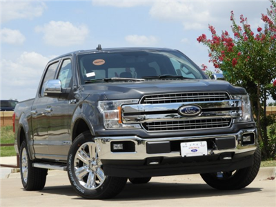 2018 F-150 SuperCrew Cab 4x4,  Pickup #JFC53779 - photo 3