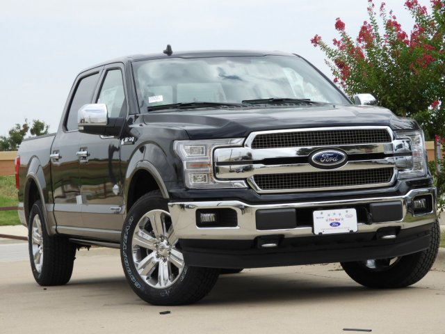 2018 F-150 SuperCrew Cab 4x4,  Pickup #JFD51910 - photo 3