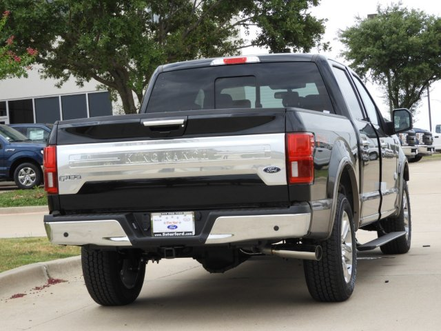 2018 F-150 SuperCrew Cab 4x4,  Pickup #JFD51910 - photo 1