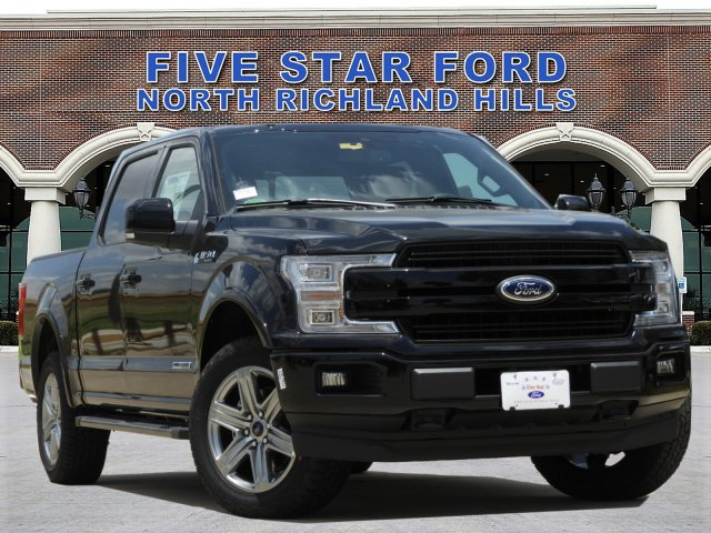 2018 F-150 SuperCrew Cab 4x4,  Pickup #JFD51912 - photo 1