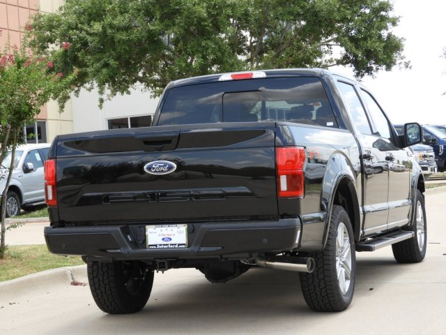 2018 F-150 SuperCrew Cab 4x4,  Pickup #JFD51912 - photo 2