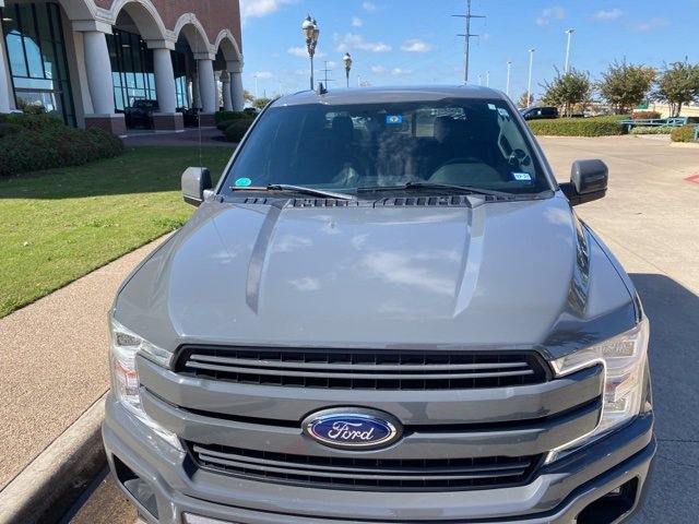 2018 F-150 SuperCrew Cab 4x4,  Pickup #JFD51913 - photo 5