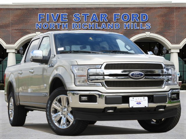2018 F-150 SuperCrew Cab 4x4,  Pickup #JFD84511 - photo 1