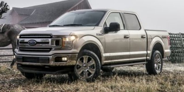 2018 F-150 SuperCrew Cab 4x4,  Pickup #JFE16191 - photo 1