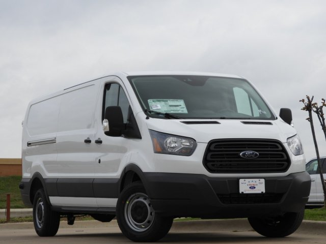 2018 Transit 250 Low Roof 4x2,  Empty Cargo Van #JKA71639 - photo 3
