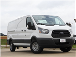 2018 Transit 250 Low Roof 4x2,  Empty Cargo Van #JKA71640 - photo 1