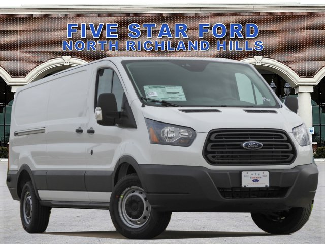 2018 Transit 250 Low Roof 4x2,  Empty Cargo Van #JKA71641 - photo 1