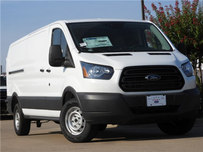 2018 Transit 250 Low Roof 4x2,  Empty Cargo Van #JKB28703 - photo 3