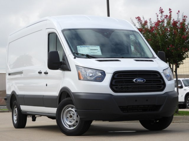 2018 Transit 250 Med Roof 4x2,  Empty Cargo Van #JKB54661 - photo 4