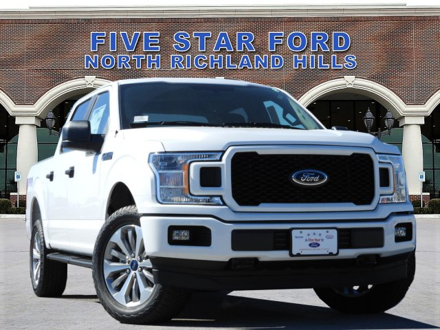 2018 F-150 Crew Cab 4x4, Pickup #JKC12599 - photo 1