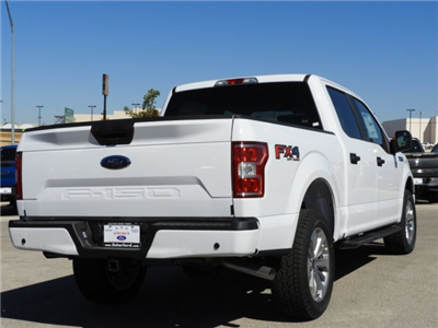 2018 F-150 Crew Cab 4x4, Pickup #JKC12599 - photo 2