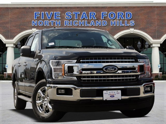 New 2018 Ford F 150 Supercrew Cab Pickup For Sale In North