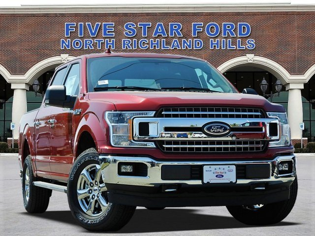 2018 F-150 SuperCrew Cab,  Pickup #JKC21177 - photo 1